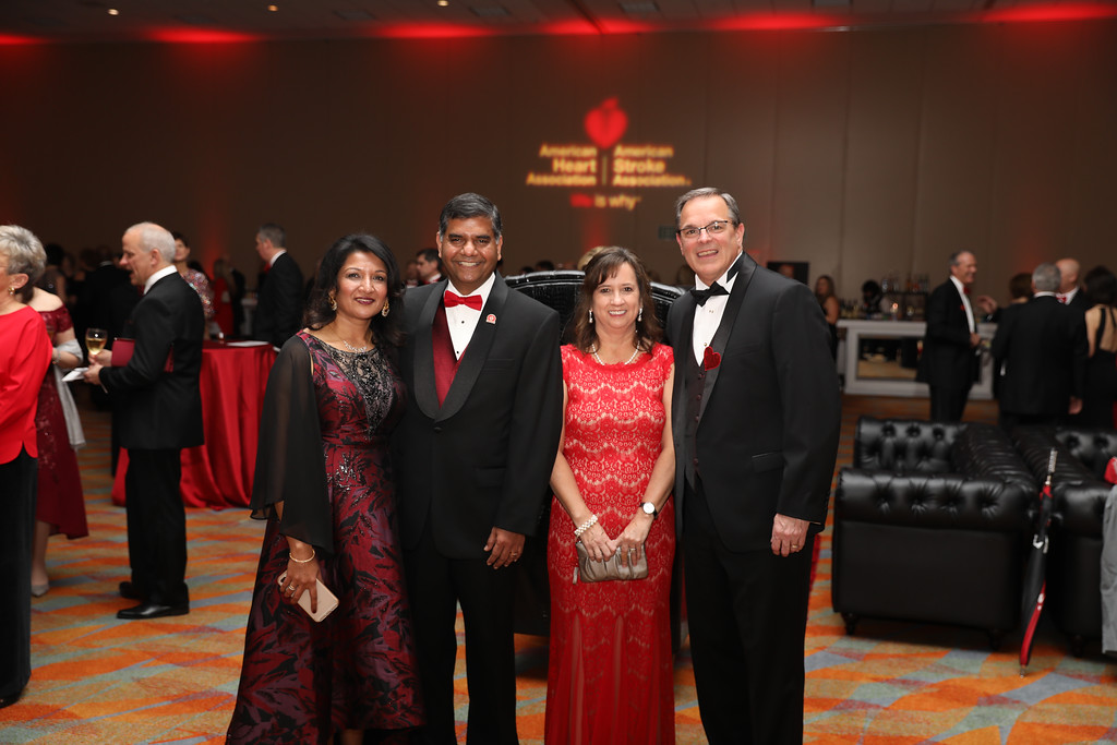 2018 Heart Ball Co-Chairs